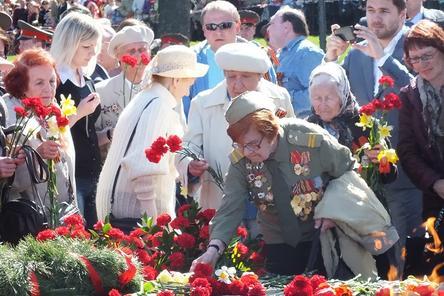 Нижегородские синоптики сделали прогноз на День Победы