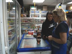 Три магазина Сормовского района торговали алкоголем по ночам