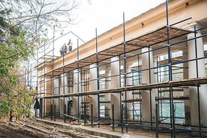 Восстанавливать ограду парка «Швейцарии» будут с использованием противоморозных примесей - фото 3
