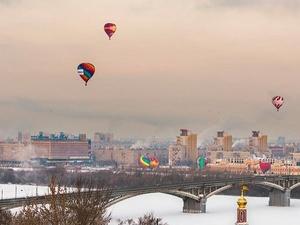 Воздушные шары вновь поднимутся над Нижним Новгородом