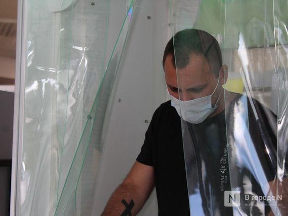 COVID не прилетит: нижегородский аэропорт усилил меры безопасности - фото 26