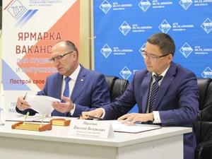 Нижегородский водоканал будет сотрудничать с НГТУ имени Алексеева