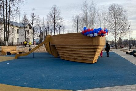Сквер Корабелов в Навашине ждет дополнительное озеленение