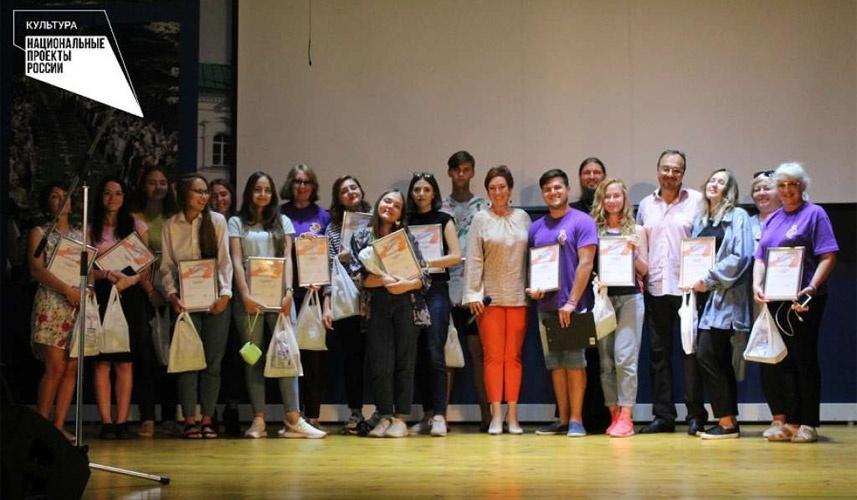 Отряд «ПромЭкскурсовод» - победитель конкурса волонтеров культуры региона - фото 1