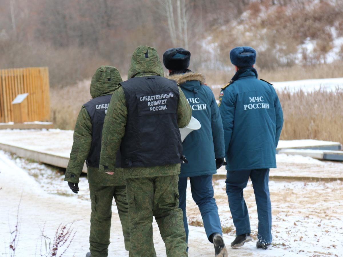 МЧС просит нижегородцев не выходить на лед - фото 1