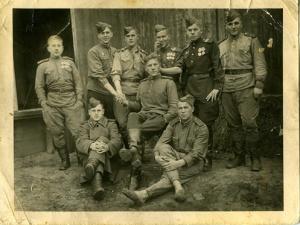 Редкие фото из жизни Красной армии покажут нижегородцам