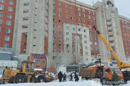 Пострадавшие при взрыве на Мещере семьи получат матпомощь по 10 тысяч рублей