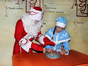 Научный Новый Год с квестом и подарками стартует 20 декабря в «Парке чудес Галилео»