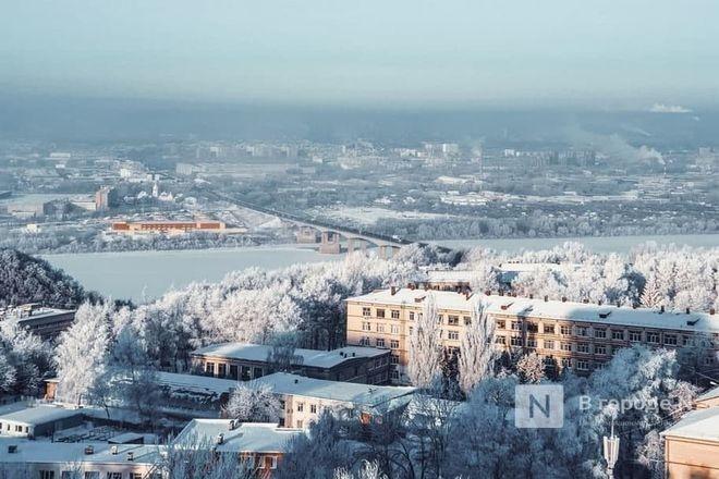 Чудеса уходящей зимы в Нижегородской области - фото 10