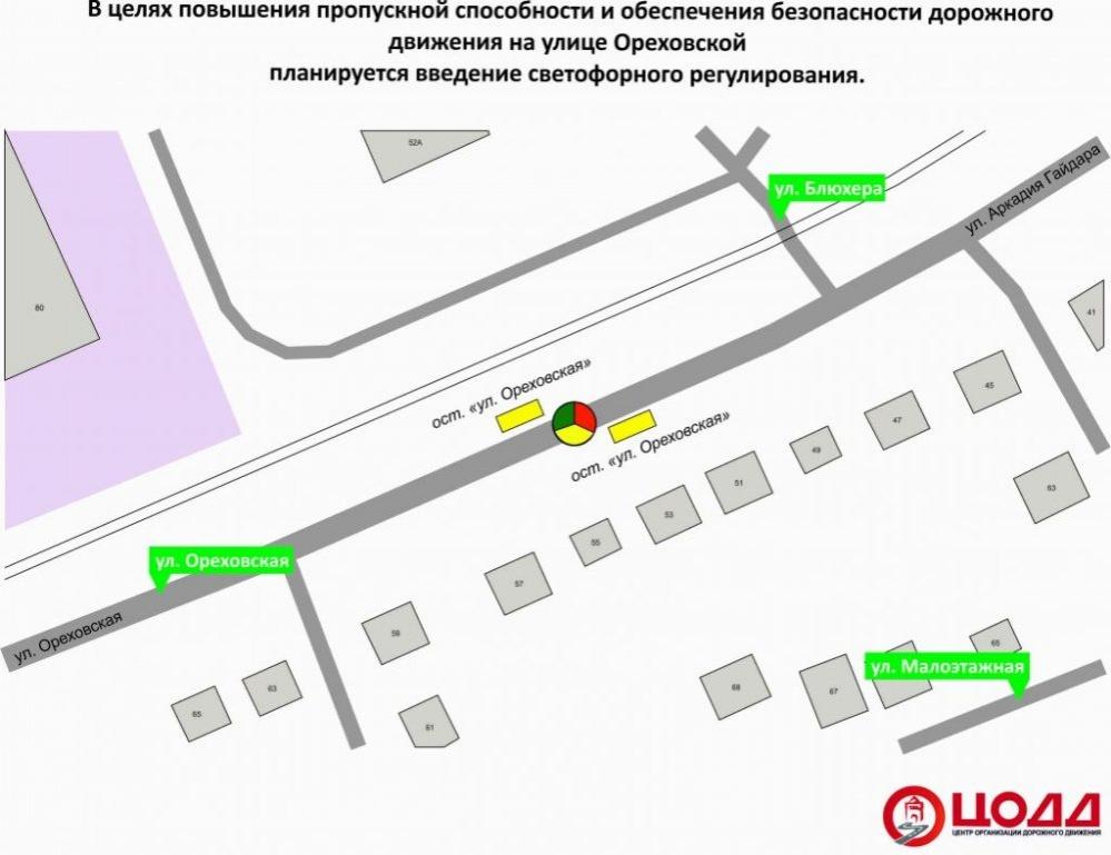 Два новых светофора появятся в Нижнем Новгороде - фото 2