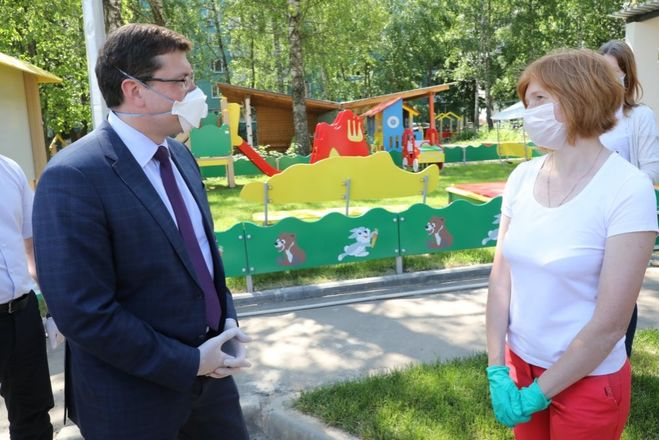 Новый корпус детсада №119 в Приокском районе готовится принять малышей - фото 3
