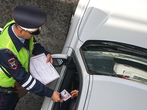 В России вырастут штрафы за езду без ОСАГО
