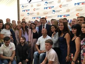 Глеб Никитин ответил на вопросы нижегородской молодежи