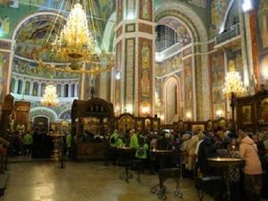 За три дня к мощам святителя Луки приложились 24 тысячи нижегородцев