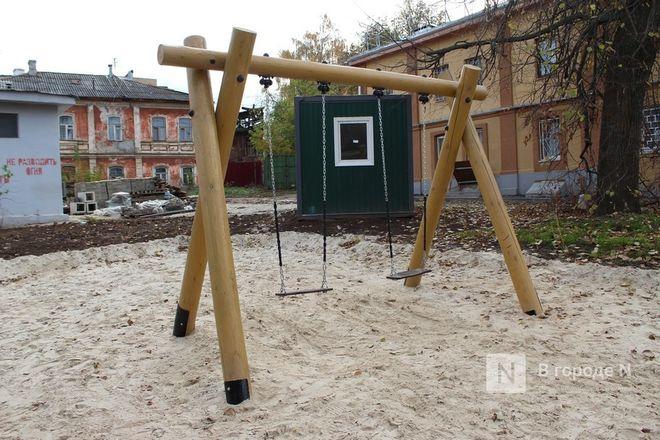 Самолеты, силуэты, яблони: Как преобразился Нижегородский район - фото 123