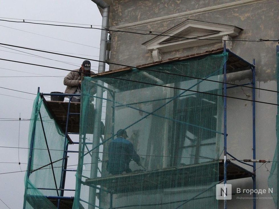 Еще десять исторических зданий отреставрируют к 800-летию Нижнего Новгорода
