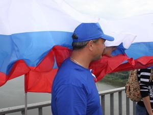Автофлешмоб в честь Дня российского флага пройдет в Нижнем Новгороде