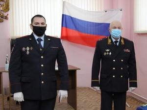 Кулебакскую полицию возглавил Сергей Шамаев