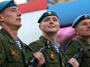 Нижегородских десантники отпразднуют День ВДВ в парке Победы