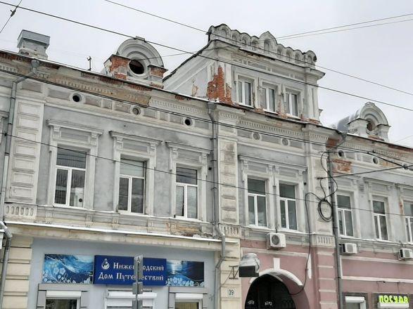 ОНФ обнаружил аварийные дома и провалы в асфальте на исторических улицах Нижнего Новгорода - фото 10