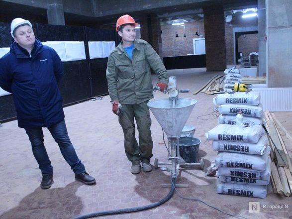 Инъекция для стен: как идет реставрация фасада нижегородской фабрики «Маяк» - фото 29