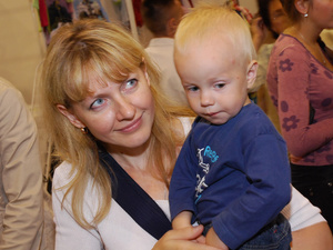 «Модный ребенок» на Нижегородской Ярмарке