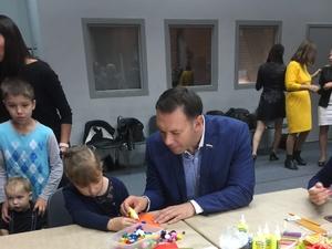 Фотовыставка «Особенные дети» открылась в Нижнем Новгороде