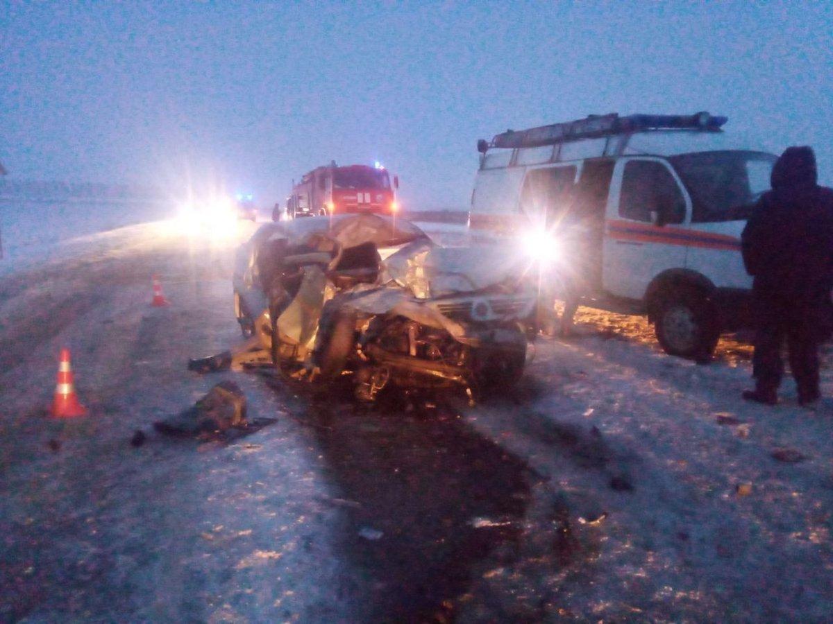 Два человека погибли в аварии в Арзамасском районе - фото 1