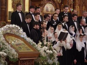 Рождественский хоровой собор пройдет в Нижнем Новгороде