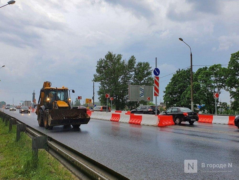 Минус две полосы: как осложняет ситуацию строительство дорожной развязки в Ольгино - фото 1