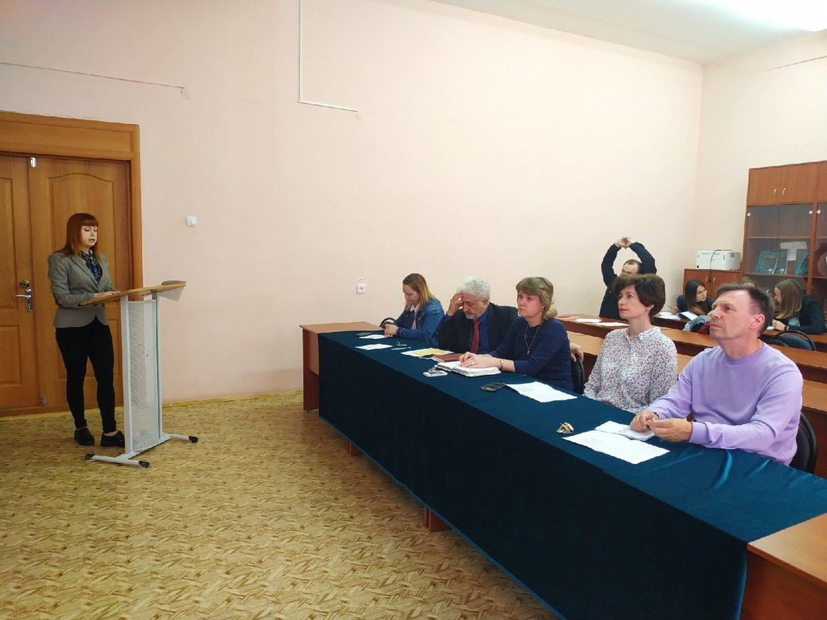 Состоялась VI-ая студенческая научно-практическая конференция «Инновации в производстве, переработке и реализации потребительских товаров» - фото 1
