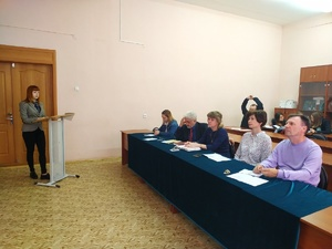 Состоялась VI-ая студенческая научно-практическая конференция «Инновации в производстве, переработке и реализации потребительских товаров»