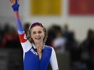 Нижегородка Наталья Воронина побила мировой рекорд по конькобежному спорту