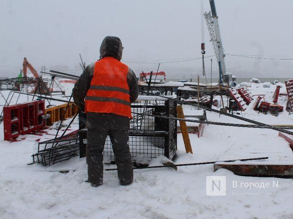 Школа будущего: как идет строительство крупнейшего образовательного центра Нижегородской области - фото 29