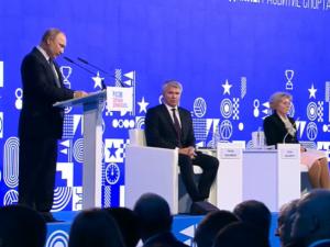 «Наша цель — вовлечь к 2024 году в спорт 50% граждан России», — Владимир Путин