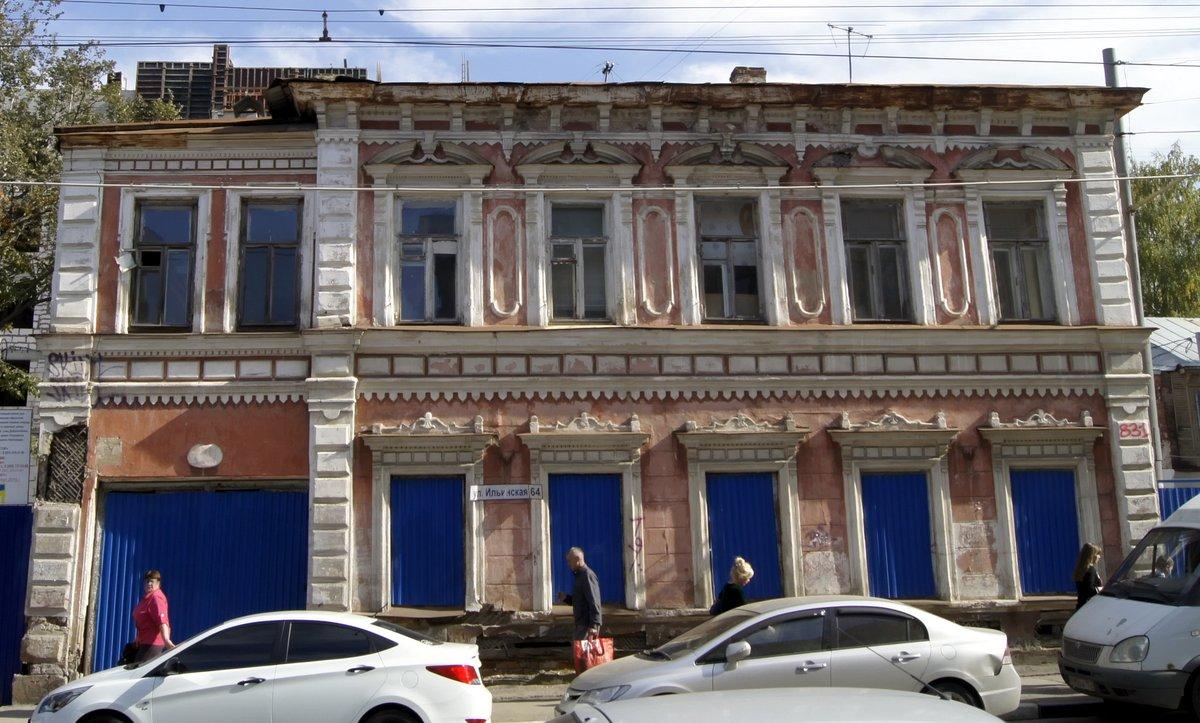 Администрация хочет отобрать у инвестора объект культурного наследия на Ильинской, 64 - фото 1