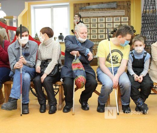 Нижегородский технический музей стал доступен незрячим людям - фото 16