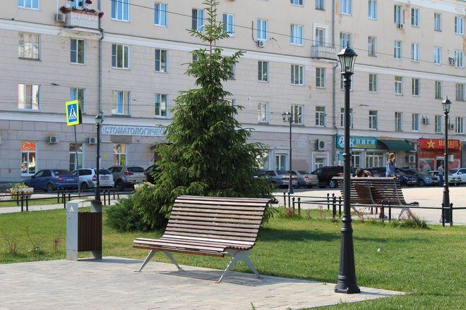 Не прошло и года: нижегородские скверы нужно благоустраивать заново - фото 26