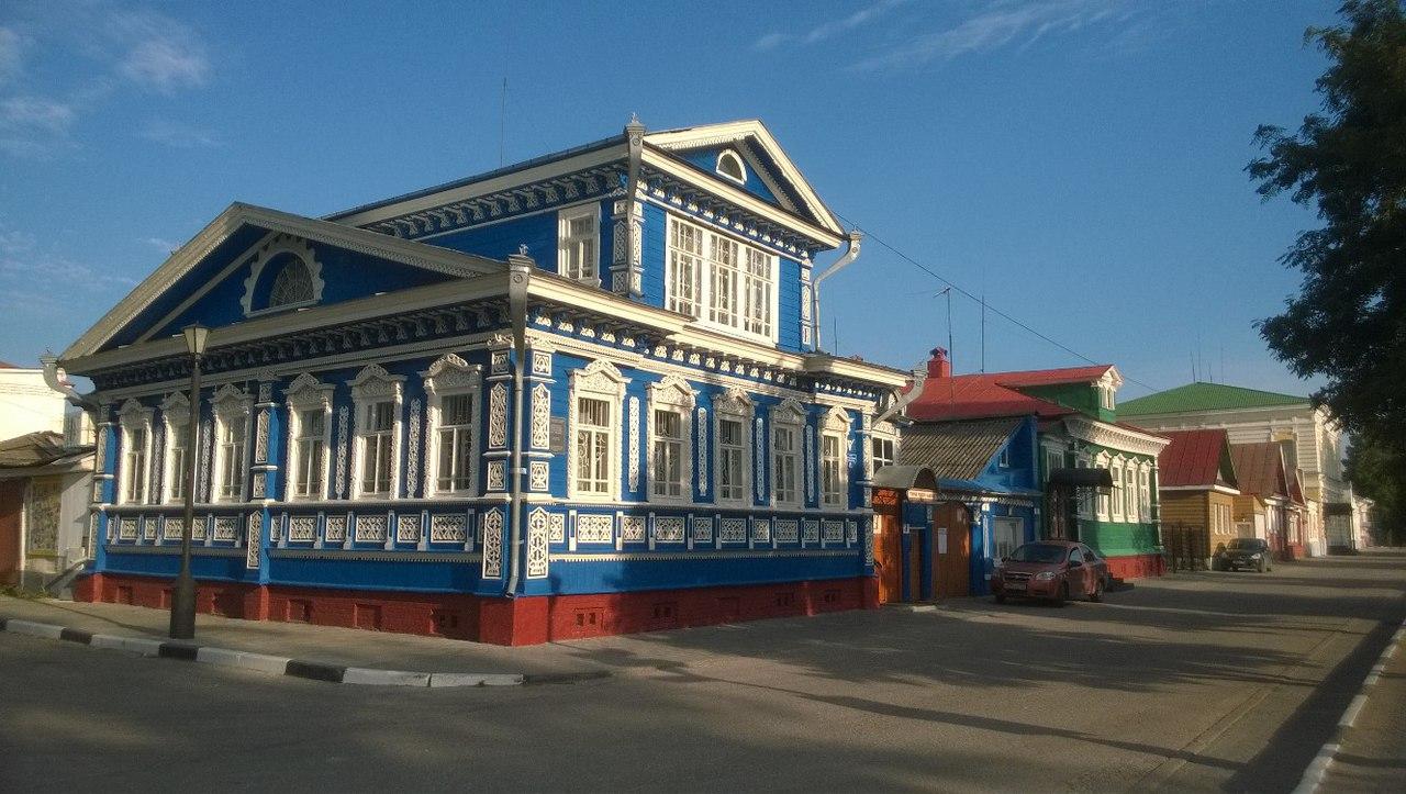 «Музейный квартал» изГородца получил премию руководства вобласти туризма