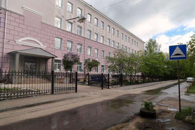 Капремонт нижегородской школы № 141 завершится к 1 сентября - фото 1