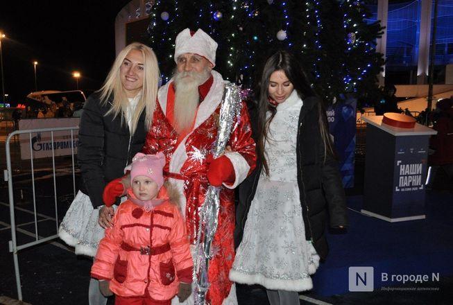 Ирина Слуцкая с ледовым шоу открыла площадку «Спорт Порт» в Нижнем: показываем, как это было - фото 43