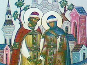 Мощи святых Петра и Февронии привезут в нижегородский храм