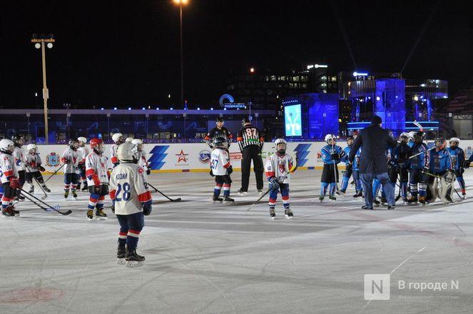 Ирина Слуцкая с ледовым шоу открыла площадку «Спорт Порт» в Нижнем: показываем, как это было - фото 10