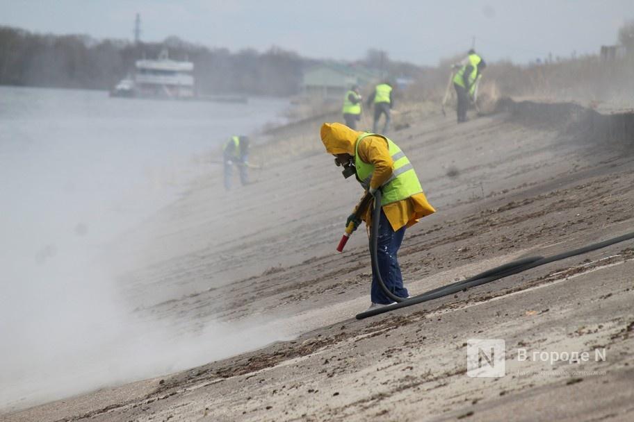 Благоустройство набережной Гребного канала завершится в конце июня - фото 2