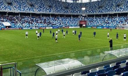 ФК «Нижний Новгород» проиграл «Шиннику» с минимальным счетом