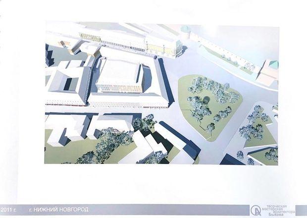Опубликован проект торгового центра на месте Мытного рынка - фото 3