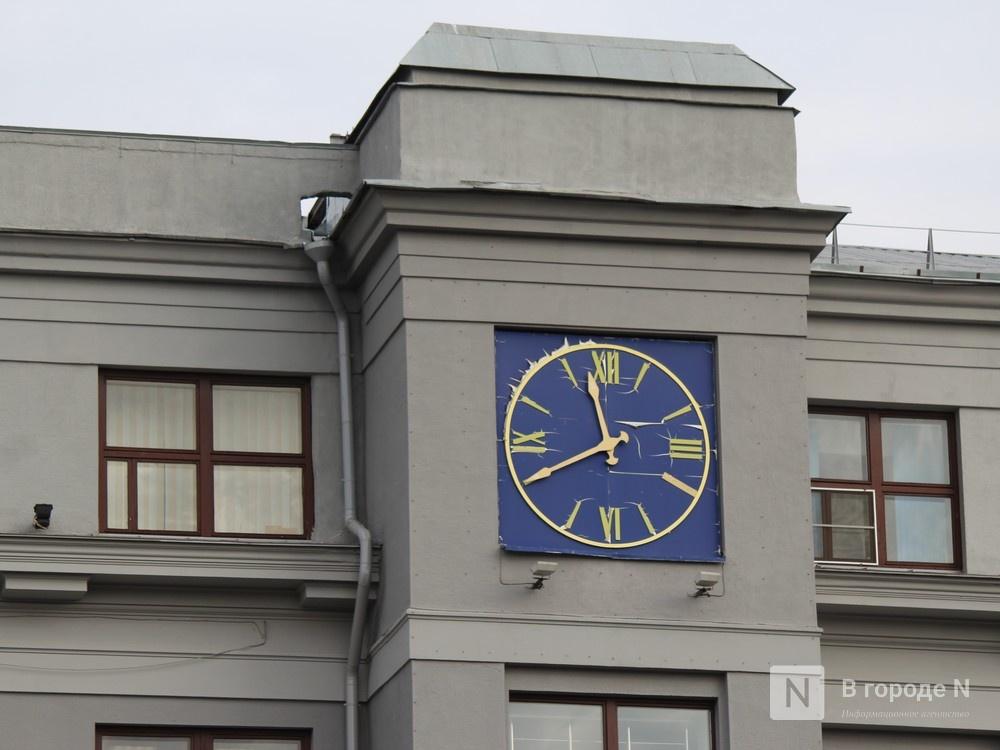 Хранители времени: самые необычные уличные часы Нижнего Новгорода - фото 35