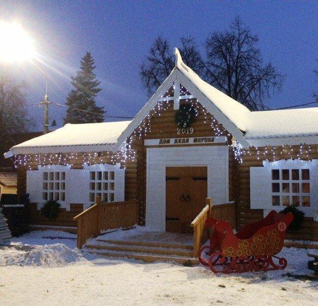 Нижегородская резиденция Деда Мороза превратилась в дом для «моржей» - фото 1