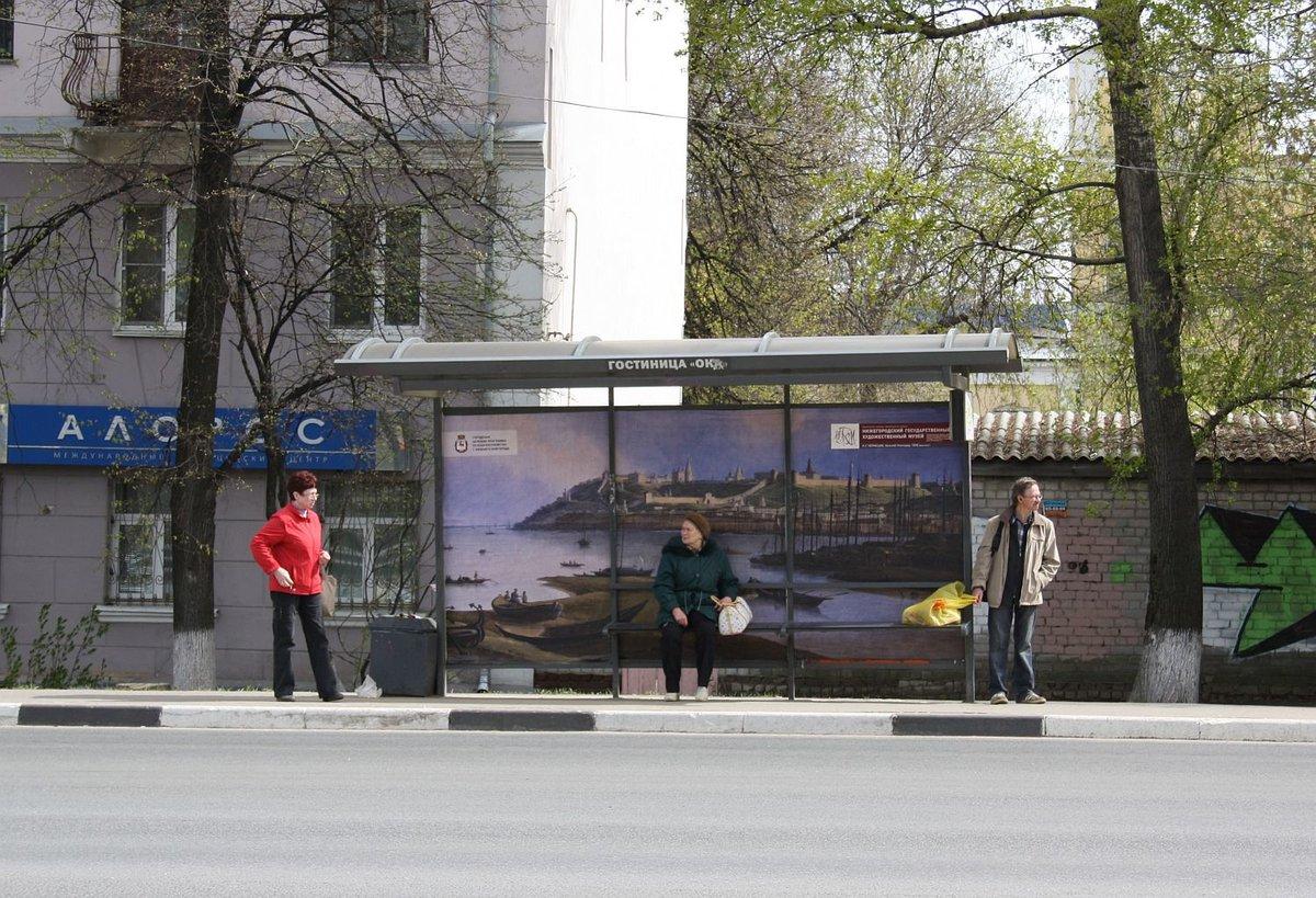 Восемь заездных карманов для общественного транспорта оборудуют в Нижнем Новгороде - фото 1