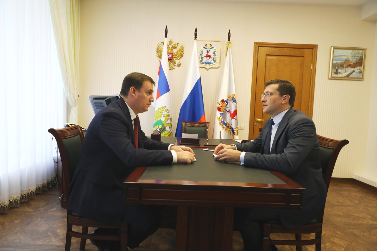 Патрушев призвал уделить серьезное внимание агрострахованию в Нижегородской области - фото 1